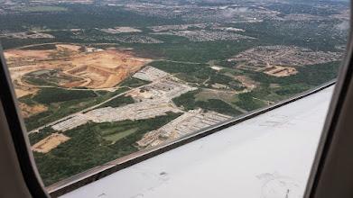 Photo: Bexar Concrete NE of San Antonio.