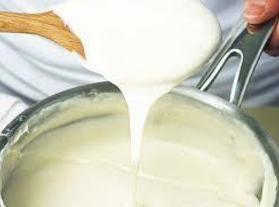 Russ's Basic White Sauces Recipe