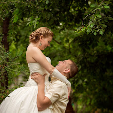 Wedding photographer Oksana Nikitina (OksanaNiki). Photo of 22.06.2014