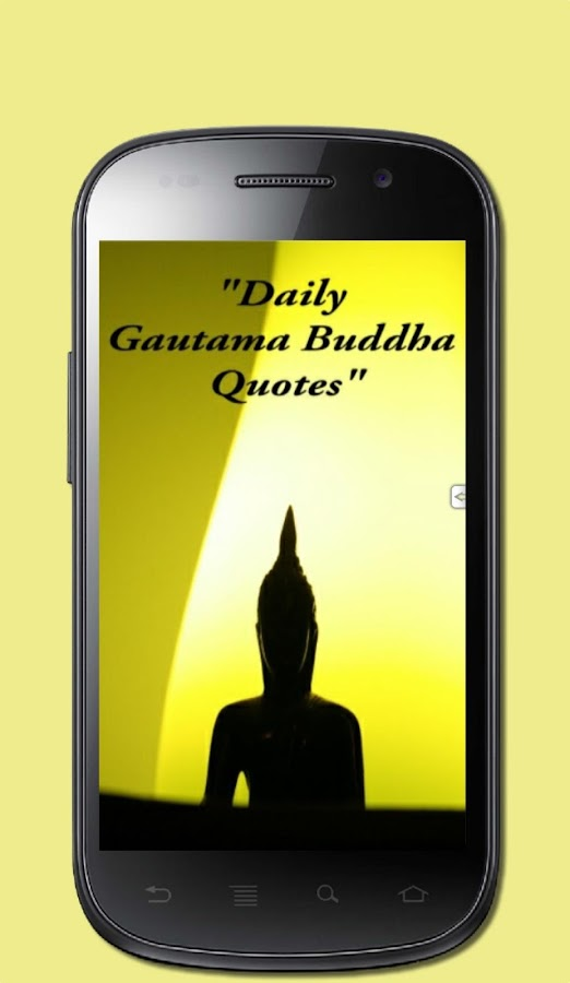 Daily Gautama Buddha Quotes- screenshot