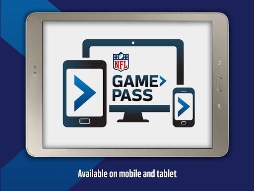 NFL Game Pass International 1.6.6 screenshots 10