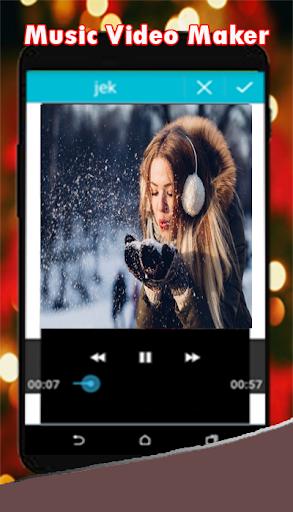 Photo Video Maker with Music 3.5 screenshots 4