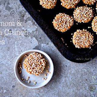 Cardamom & Quinoa Crunch Cookies Recipe