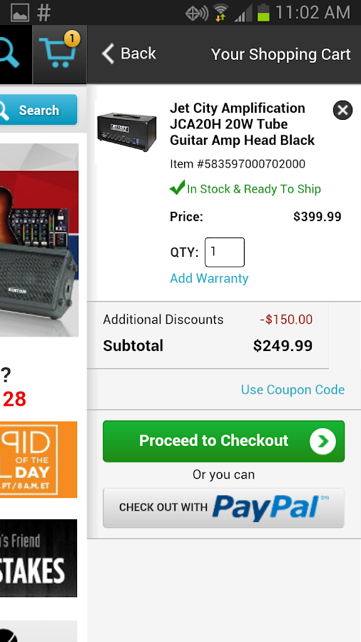Stupid Deal of the Day- screenshot