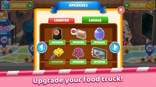 Boston Donut Truck - Fast Food Cooking Game 1.0.3 screenshots 3