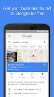 Screenshot of Google My Business