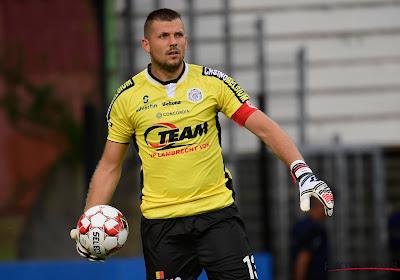 """Drie Belgische doelmannen zitten zonder club en trainen nu samen: """"Laten zien dat ik nog goesting heb"""""""