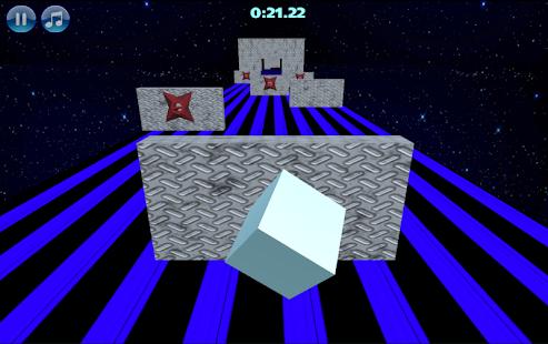 A Cube's Journey - náhled