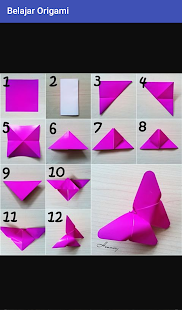 How to Create Origami - náhled