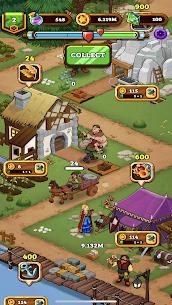 Royal Idle Medieval Quest Mod Apk 1.8 Latest (Unlimited Gems) 6