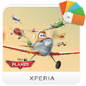 XPERIA™ Planes Theme icon