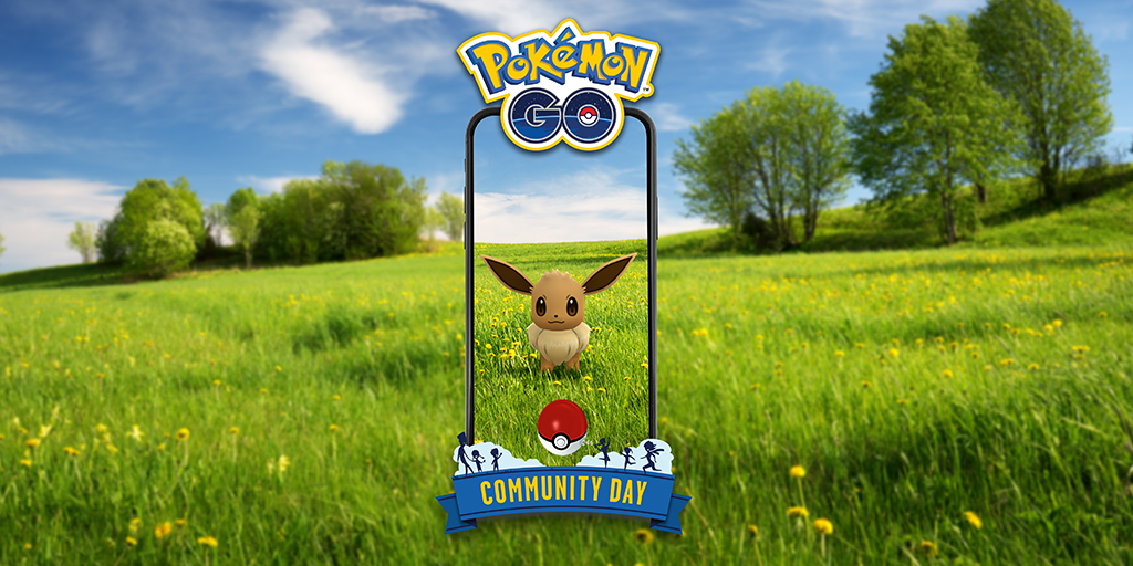 Eevee Community Day is back—with special attacks for each of Eevee's Evolutions!