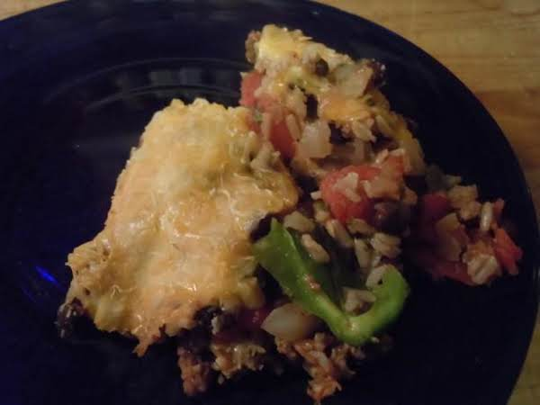 Tex-mex Unstuffed Bell Peppers Recipe