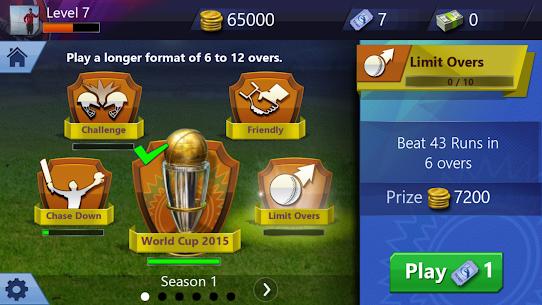 Smash Cricket Apk MOD (Unlimited Coins) 5