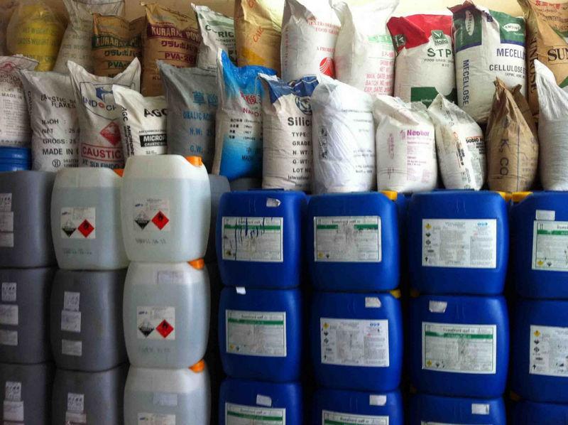 Công ty uy tín cung cấp hóa chất an toàn tại Bình Dương
