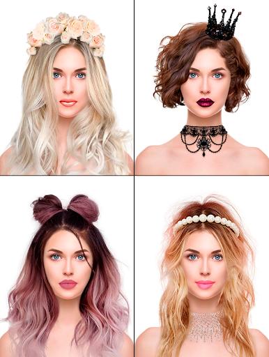 Hair Styler Photo Editor Apk 1