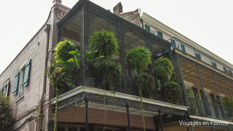 French quarter - Chartres street