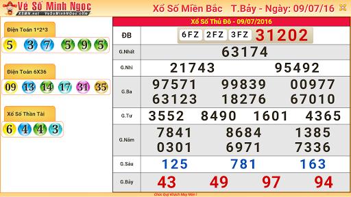 Download Minh Ngọc Xổ Số Trực Tiếp Kqxs For Pc