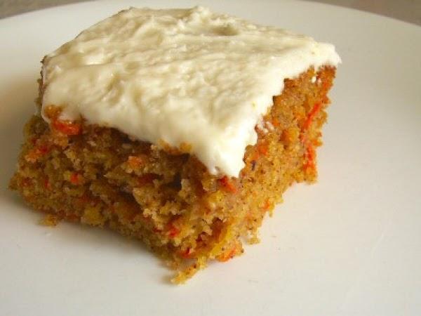 Ilsa's Grandmother's Carrot Cake Recipe