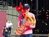 Richard Carapaz a remporté le Giro pour son plus grand bonheur