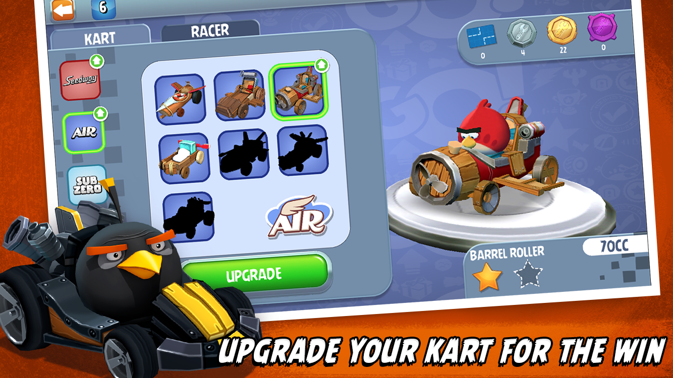 Angry Birds Go! screenshot #5