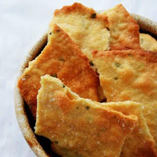 Homemade Crackers Recipes.