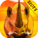 Rhino Slots: Free Slot Casino icon