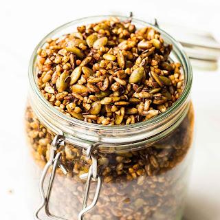 Buckwheat Granola.