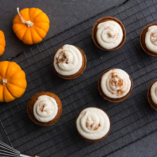 Canned Pumpkin Pie Filling Cupcakes Recipes