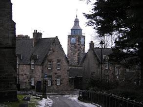 Photo: Het historische plaatsje Stirling.