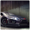 Sport Car Background icon
