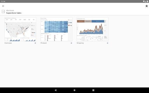 Tableau Mobile 20.824.4180 Screenshots 14