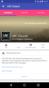 LRC Church- screenshot thumbnail