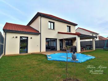 villa à Liverdun (54)
