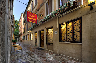 Photo: Welcome to HOTEL CAPRERA