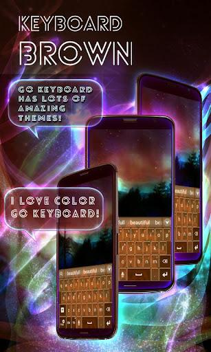 無料娱乐Appの茶色のキーボード|記事Game