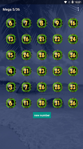Download Lotto Lucky Number on PC & Mac with AppKiwi APK Downloader