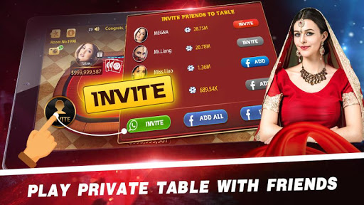 Redoo Teen Patti - Indian Poker (RTP) 3.6.4 screenshots 8