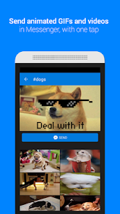 GIF Keyboard by Tenor apk download 1