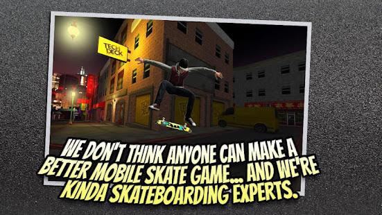 التزلج على السطح التكنولوجيا