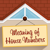 House Numbers — Learn Meanings