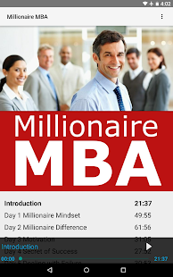 Millionaire MBA: FREE Sample- screenshot thumbnail