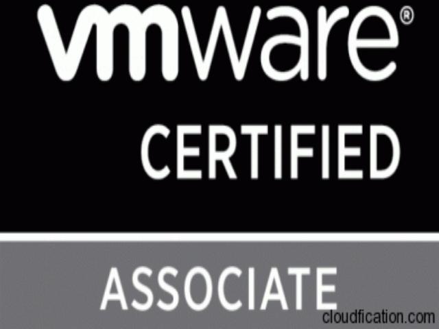 VMware Certified Associate - Certificação VCA
