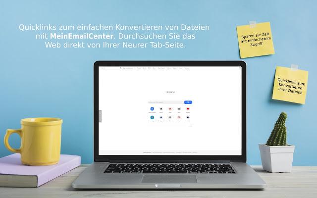 Mein Email Center