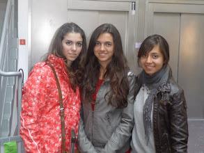 Photo: Sara, Anna i Marina