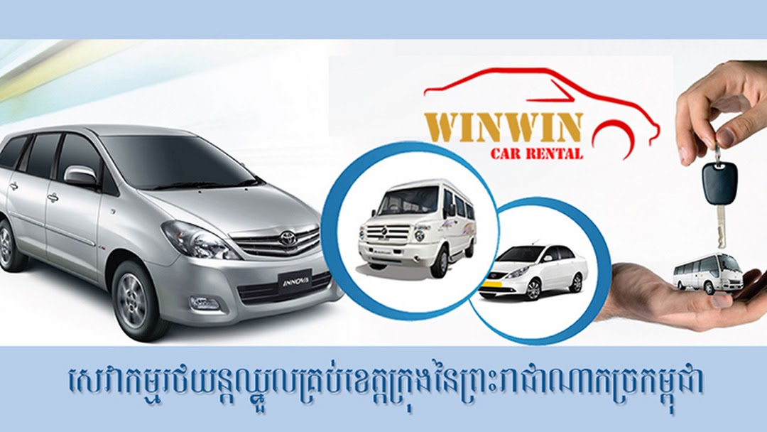 Win Win Car Rental Cambodia - Car Rental Agency in Phnom Penh