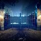 White and black detective:escape games (game)