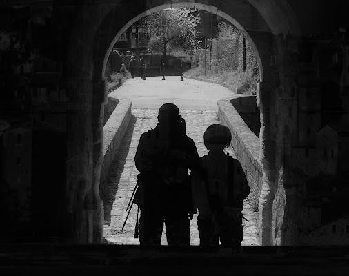 La luce in fondo al tunnel.... di claudio_sposetti