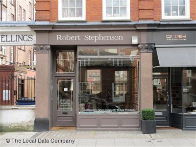 Robert Stephenson Oriental Carpets On