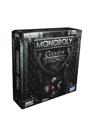 Spel, Monopol Game Of Thrones
